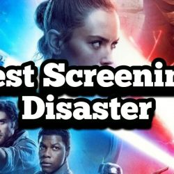 Star Wars Rise of Skywalker disastroso nei Test Screening