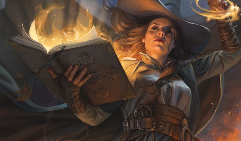TASHA 'S CAULDRON OF EVERYTHING, un nuovo manuale a novembre