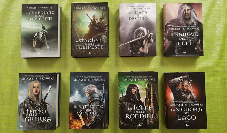 Libri di The Witcher: la saga letteraria in ordine cronologico