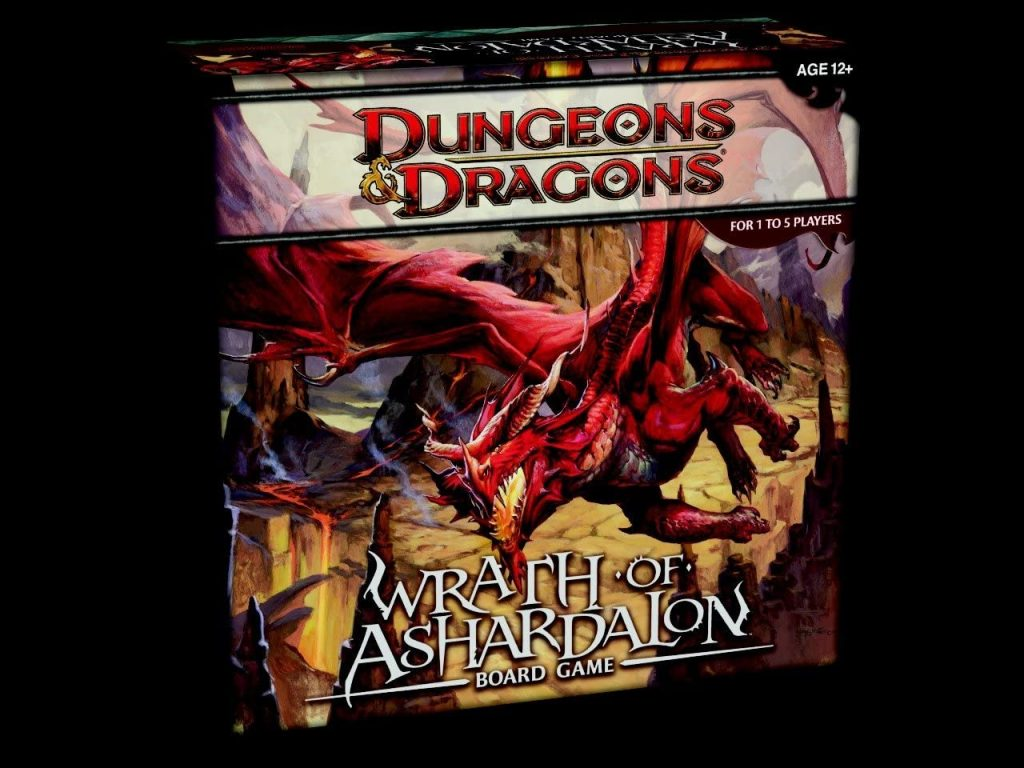 D&D Board Game
