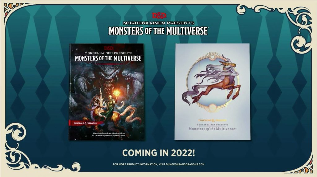 Monsters of the Multiverse